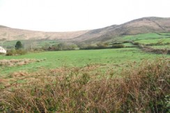 Circa 1 acre site at Killoe, Caherciveen