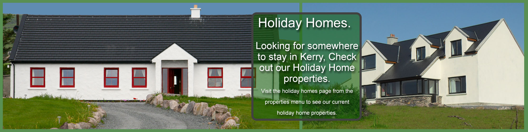 Holiday Home Rental Advertising