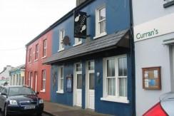 The Sheilin Restaurant , seafood restaurant in Waterville village.