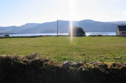 1.5 acre site with lake views  at Termons, Waterville