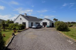 Beautiful fully furnished three-bedroom residence for sale at Kimego West, Caherciveen