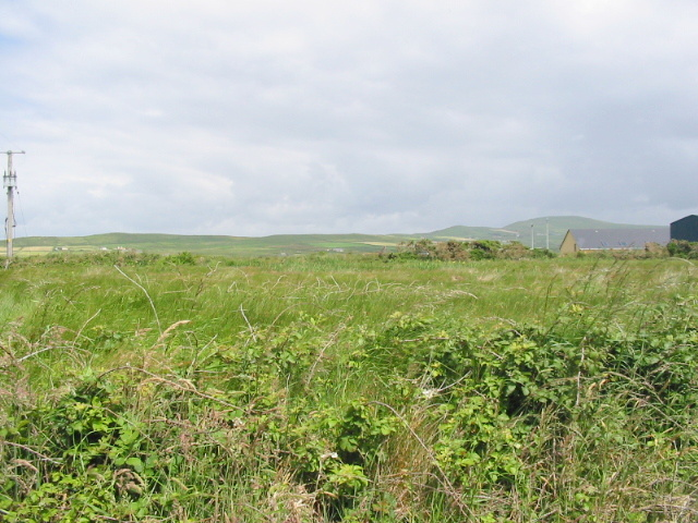 SALE AGREEDCirca 0.75 of an acre site just outside Portmagee village