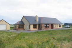 SINGLE STOREY HOUSE AT DOORA PORTMAGEE