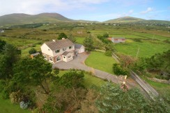 TWO STOREY HOUSE AT REEN BALLINSKELLIGS