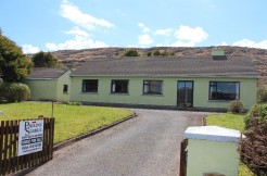 FOR SALE – 4 Bedroomed Bungalow at Brehig, Waterville