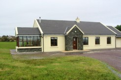 A beautiful 3 bedroomed bungalow  located on the Skellig Ring, Ballinskelligs.