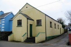 FOR SALE ~ At Knightstown, Valentia Island. St. Derercas Parish Hall built in 1906.