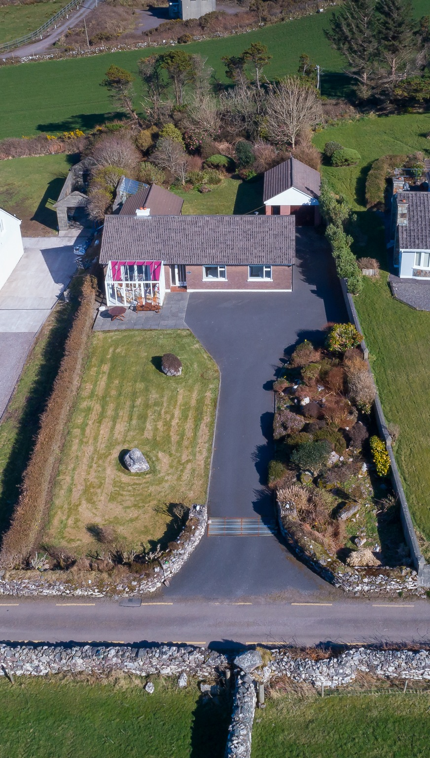 FOR SALE ~ Twin Rock, With Sea Views and walking distance to Hogs Head Golf Course Waterville