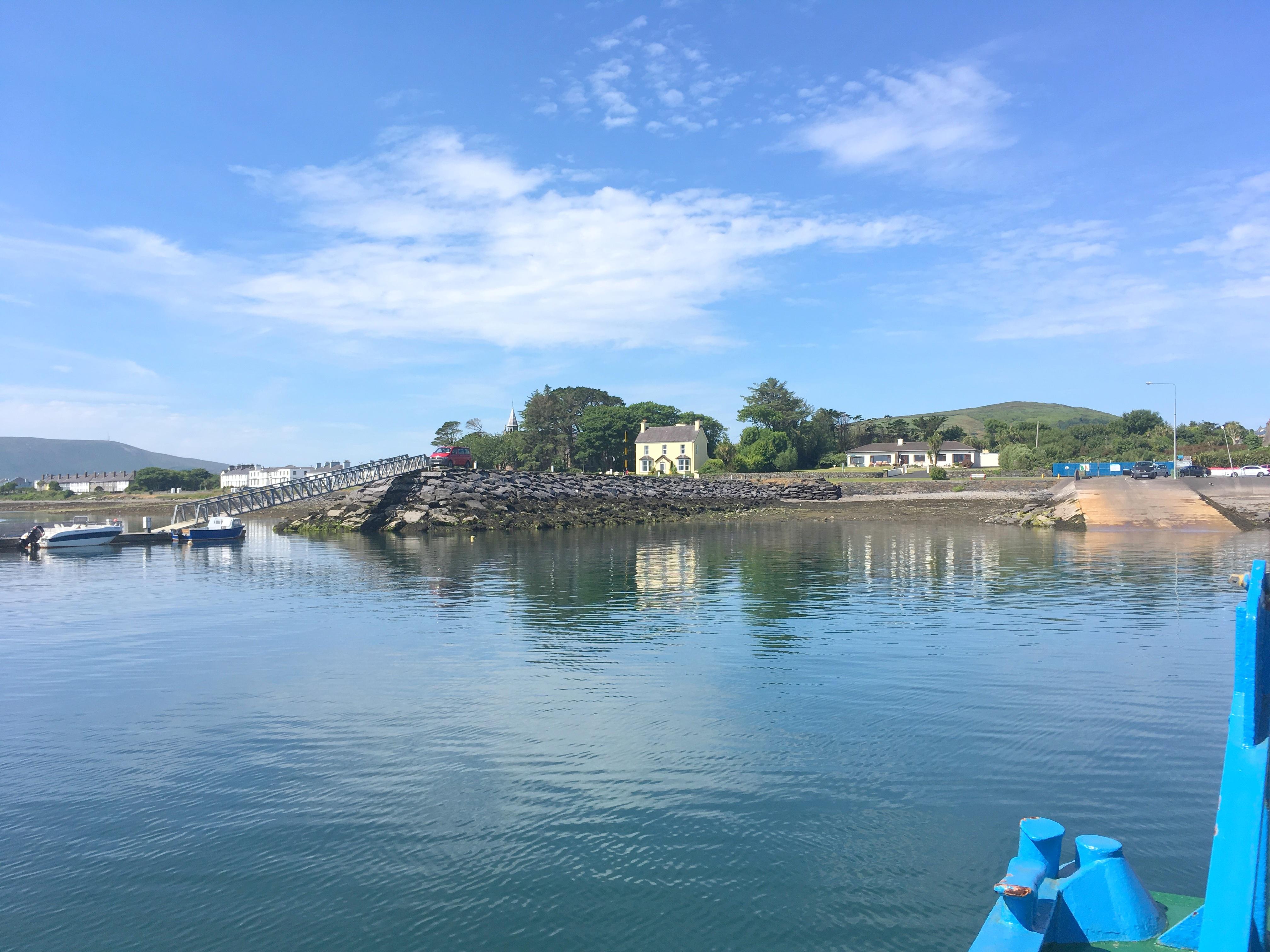 SALE AGREED – The Presbytery Knightstown Valentia Island.