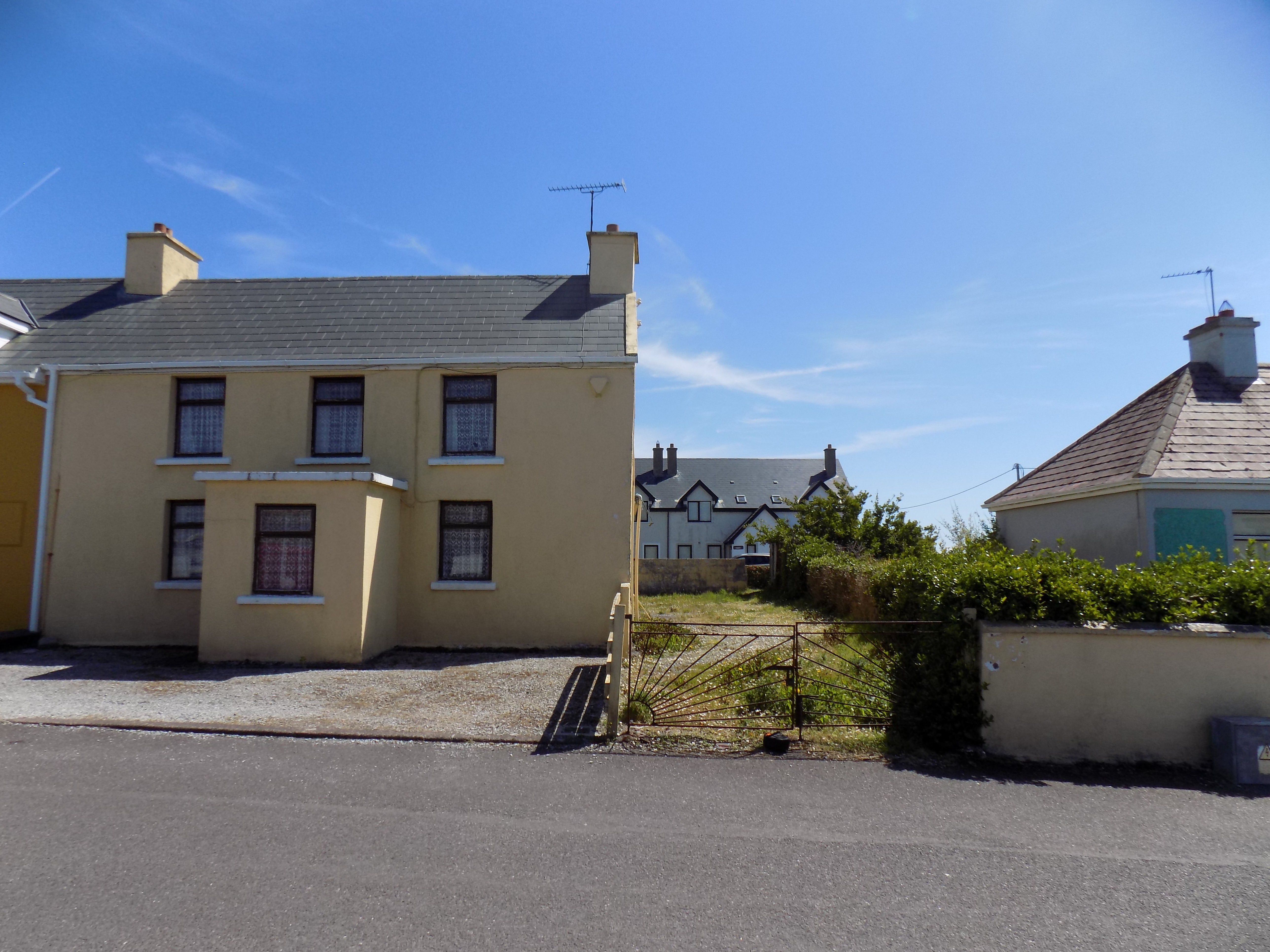 Sale Agreed~ Traditional House in Dungeagan Village Ballinskelligs.