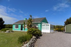 Single storey house at Doory, Portmagee for sale.