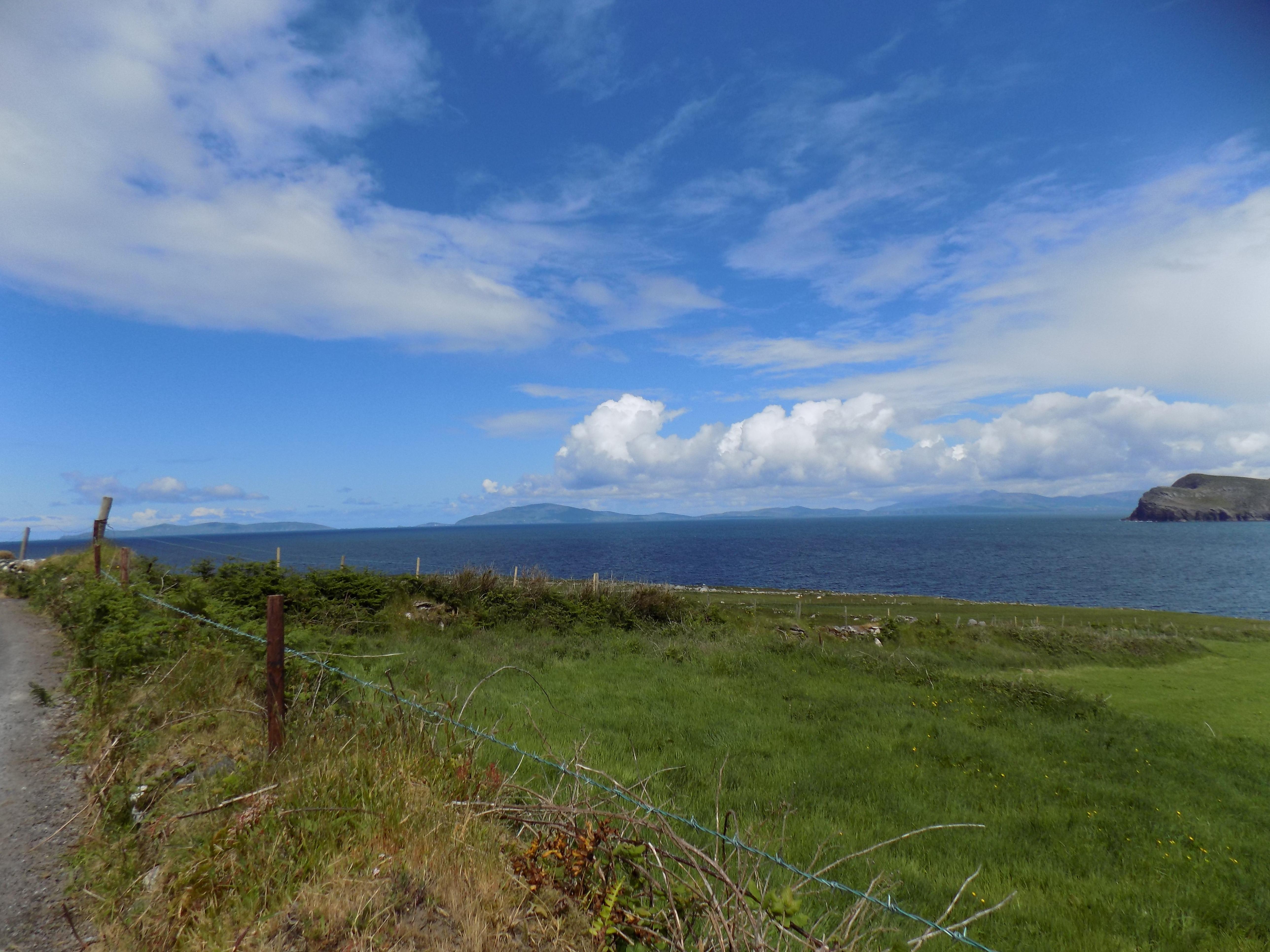 0.5 acre field in Dohilla, Valentia Island.