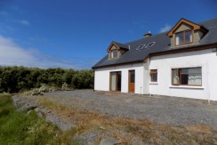 South facing  house for sale at Coarhamore, Valentia Island.