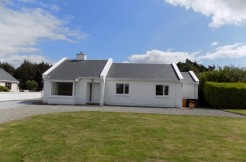 A Spacious and nicely presented  – 3 BED ROOMED HOUSE FOR SALE AT SCARIFF WATERVILLE.