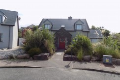 Detached dormer style house in Waterville, Kerry, Ireland