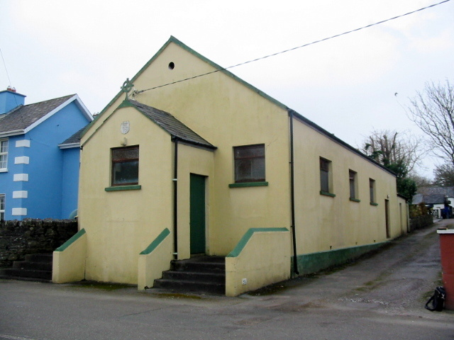 FOR SALE ~ Historical Property at Knightstown, Valentia Island. St. Derercas Parish Hall built Built in 1906.