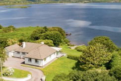 FOR SALE ~  Ryecroft ~  Ballybrack, Waterville. Private Pier with Lake Views ~V23 WD00